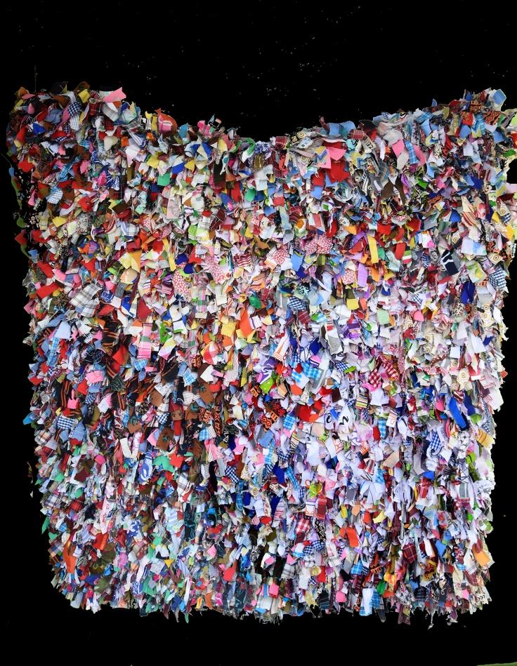 Tapestry Smaller 53 x 50 Joseph Coat of May Colors