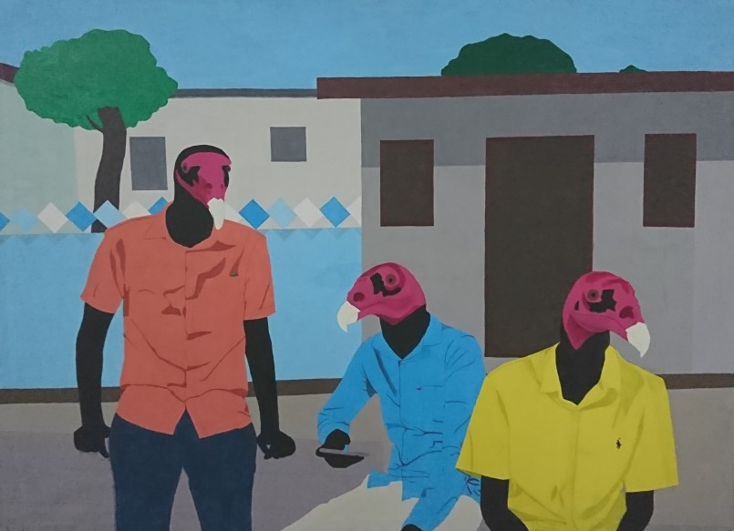 Jhomo Moodie (Painting)