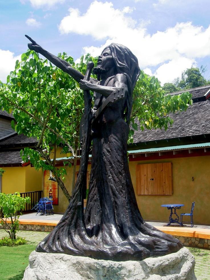 Bob Marley in Ochie