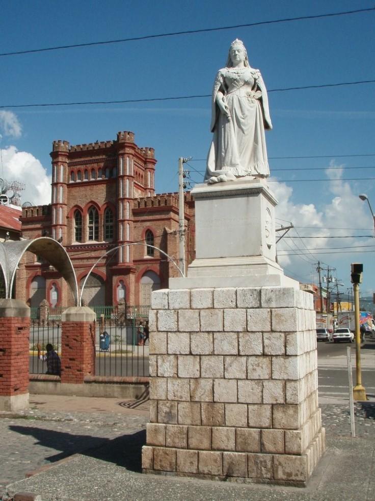 Queen Victoria Jamaica