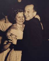 """My parents, Maria Roose and Karel """"Karlo"""" Poupeye at a ball in October 1955. It is reportedly then that they met and fell in love. They married two years later, on July 20, 1957. I was born one day short of their first anniversary, on July 19, 1958."""
