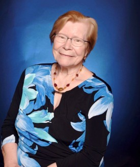 My mother at age 85