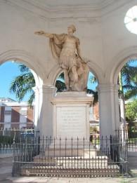 John Bacon - Rodney Memorial, 1790, Spanish Town square