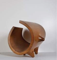 Winston Patrick - Guango Form, 1976 (Collection: National Gallery of Jamaica)