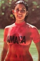Jamaica Tourist Board poster, 1972