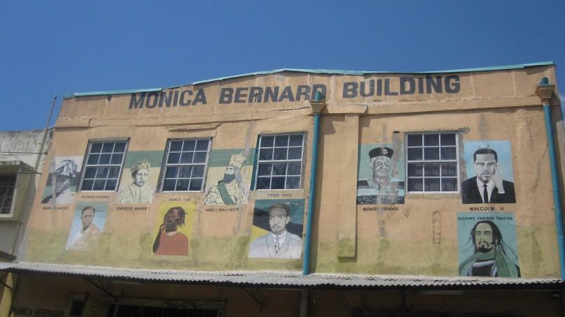 East street rasta murals