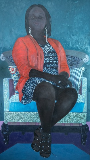 Kimani Beckford - Every Queen Has Her Own Throne (2019) - courtesy of the artist, all rights reserved