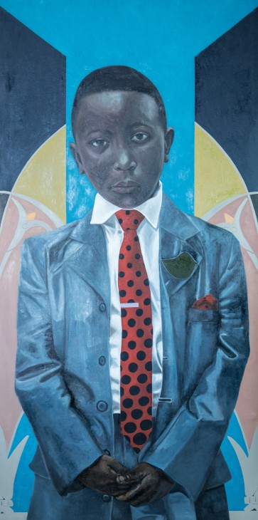 Kimani Beckford - Today I Ask Yesterday about Tomorrow ((2019) - courtesy of the artist, all rights reserved