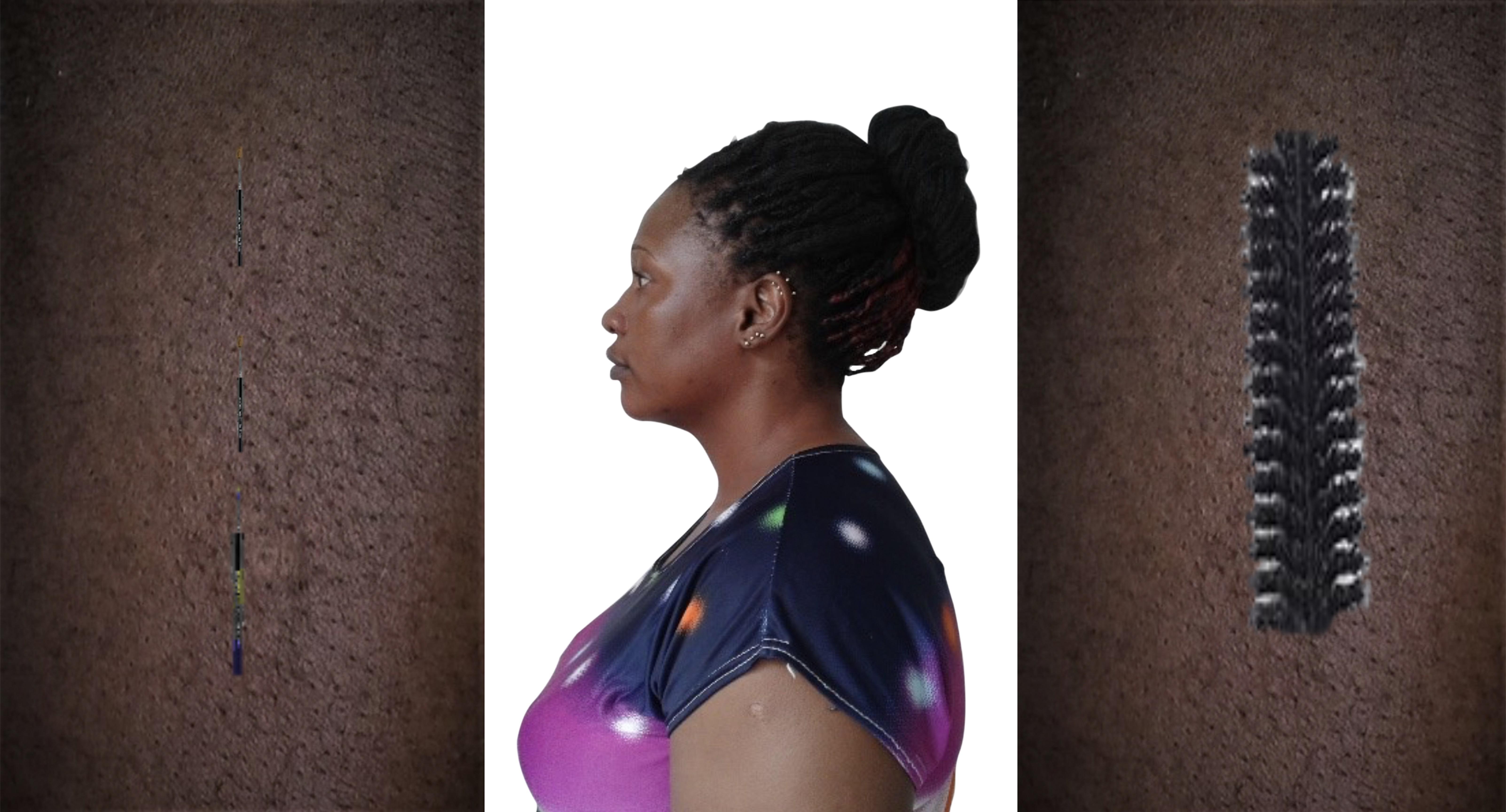 Petrona Morrison - Portrait of Petrina, 2018