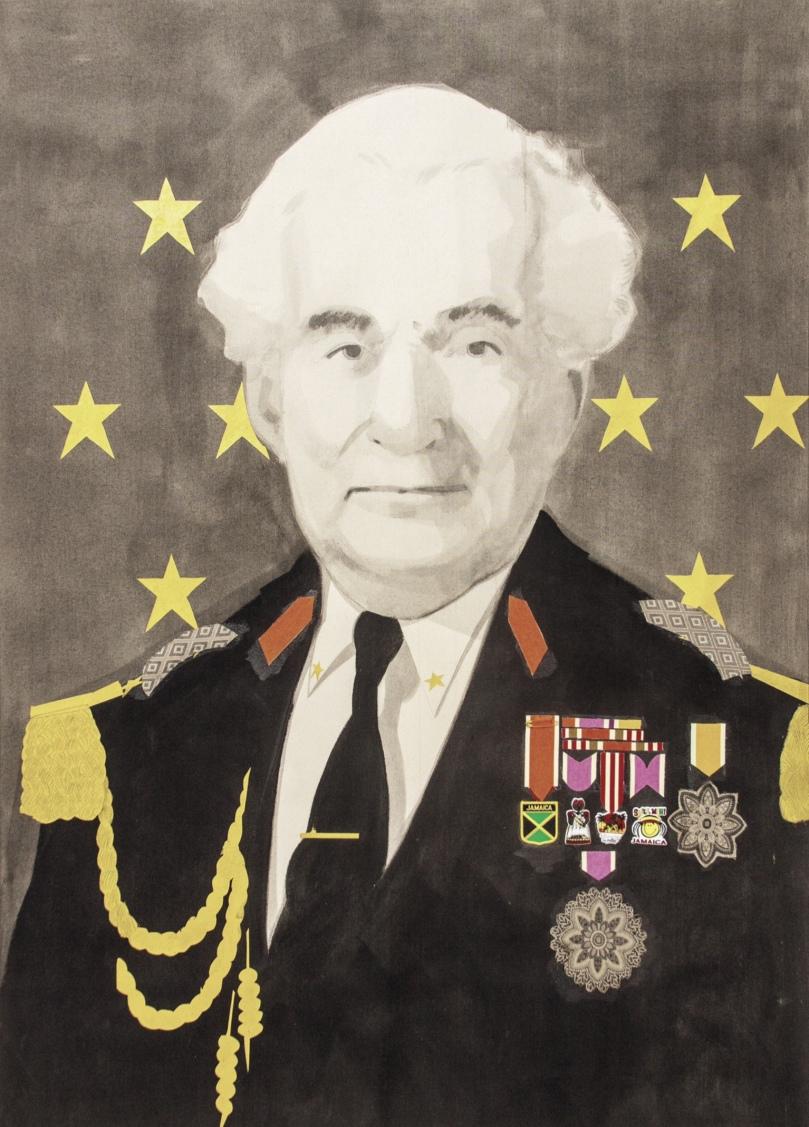 4. general Bustamante